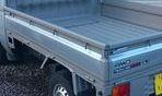 北海道初上陸!トラックの荷台コートです!